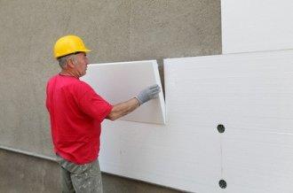 בידוד תרמי קירות עם קלקר